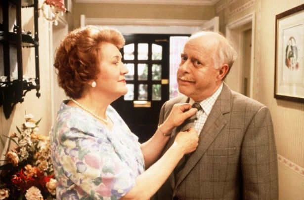 Anyone Remembers Mrs Bucket's Husband Richard in Keeping Up