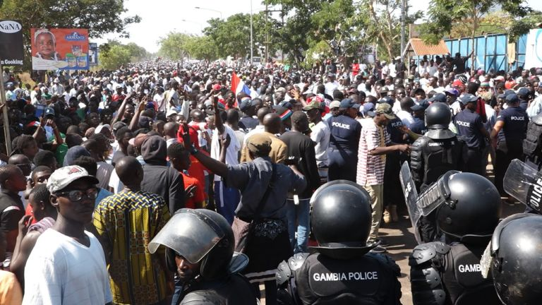 Breaking: Police chief grants Three Years Jotna permit ahead of Sunday's protest – but it's valid for only three hours