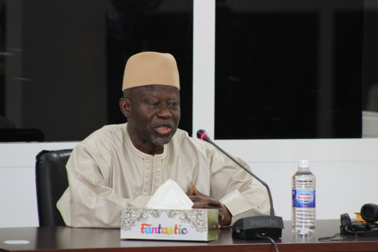 Darboe speaks again but this time UDP leader is calling on his supporters to 'at all times' abide by the law