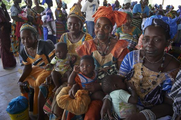 EU lengthens project which would see Gambia women and their children get D1,500