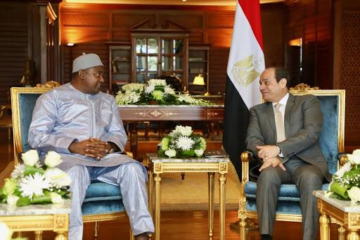 Egypt's Al Sisi and Palestine's Abass pen greeting letter to President Barrow on 2020 Ramadan